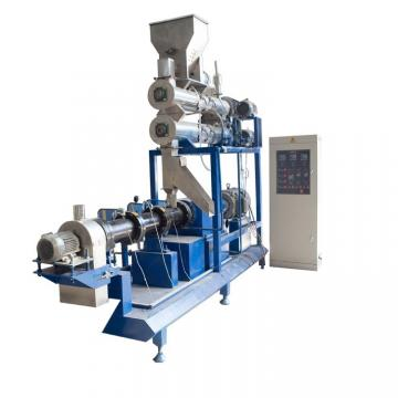 Animal Dog Pet Food Machine Floating Fish Feed Production Line