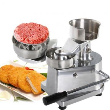 Commercial Hamburger Patty Maker Burger Meat Pie Making Forming Machine
