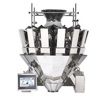 Vegetable Packaging Machine with 2 Head Belt Linear Weigher