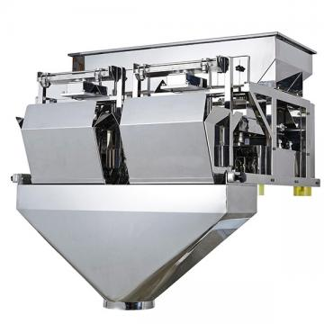 Semi Automatic Linear Weigher Packing Machine for Rice with Conveying