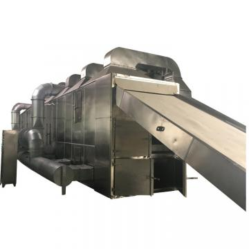 Continuous Conveyor Belt Type Microwave Dryer