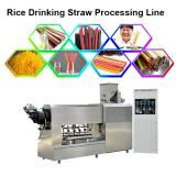 200-250kg/H Big Capacity New Material Edible Straws Biodegradable Rice Tapioca Straw Making Machine
