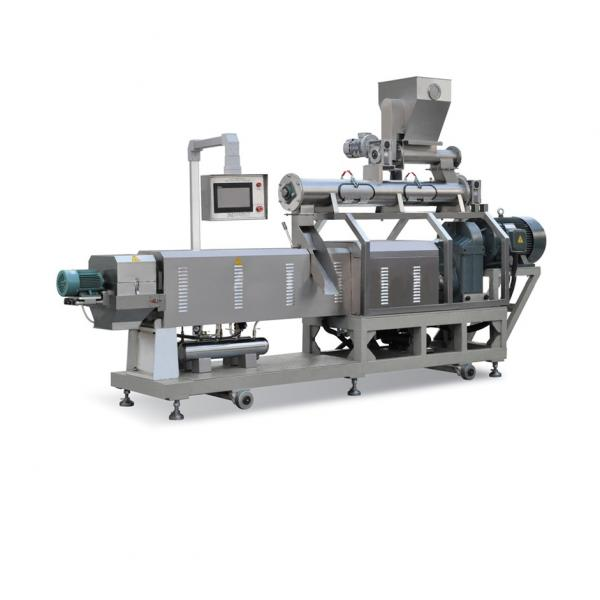 Full-Automatic Animal Fish Food Feed Making Machine / Production Line #1 image