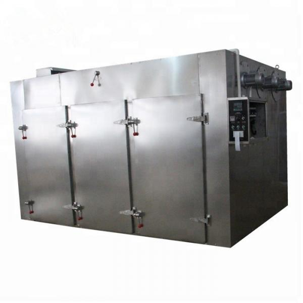 Industrial Hot Wind Electric Vegetable Fruit Drying Machine Dryer Price #1 image