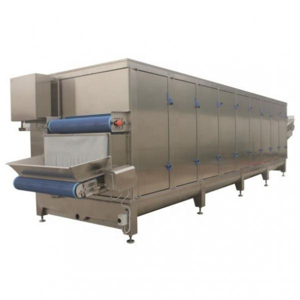 Automatic Drying Hot Air Force Circulation Drying Tunnel #3 image