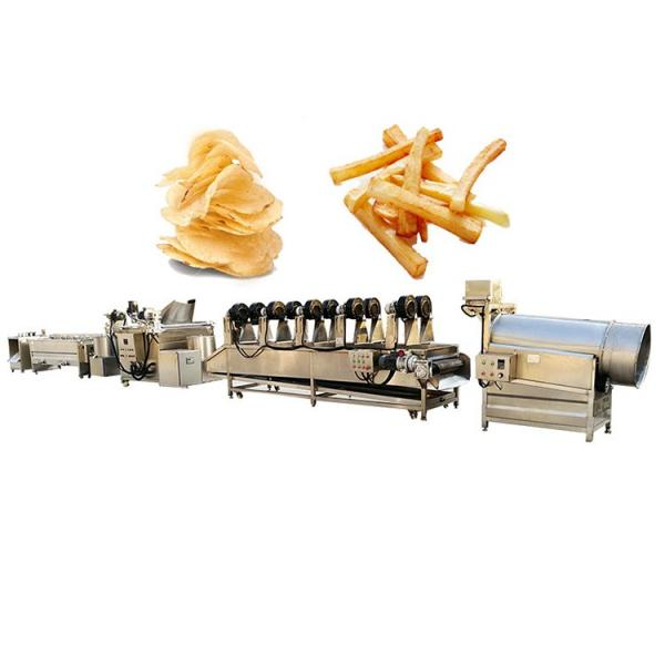 Commercial Electric Automated Potato/Plantain Chips Making Fryer Machine #2 image